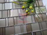 Tuile de mosaïque en cristal de décoration (CFC636)