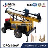 Máquina Drilling do martelo hidráulico portátil de Dfq-100W DTH