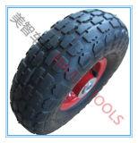 4.10/3.50-4 Rotella di gomma pneumatica per il trattore Scoot
