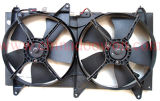 OEM 96838443 автозапчастей для автомобиля Chevrolet Epica разделяет охлаждающий вентилятор двигателя автомобиля DC 12V