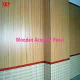 木の音響の天井の壁パネルの音響パネルの装飾のパネル