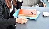 Caderno do couro do planejador do escritório de negócio A5 (SDB-4003)