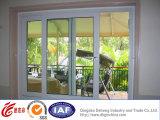 Alta calidad que resbala la ventana del PVC