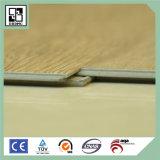 Planche en bois d'étage de vinyle de PVC de regard