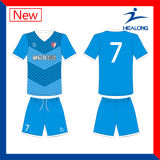 Club Jersey del fútbol de la sublimación de la venta al por mayor de la ropa de Healong