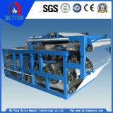 Tipo máquina de secagem da correia da lama da imprensa de filtro para o tratamento da água Waste