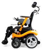 Самые новые кресло-коляскы силы с рамкой Al