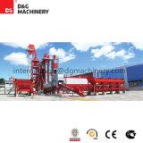 Planta de mezcla del asfalto de 140 t/h/planta de procesamiento por lotes por lotes caliente del asfalto para la venta