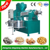 ヒマワリSeedかCottonseed/Peanut/Sesame/Soybean/Rapeseed Spiral Press Oil Machine