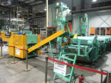 Nieuwe Vezel/Garen/Vodden/de Textiel Scherpe Machine van het Afval