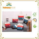 Eco-Friendly 재사용할 수 있는 면 쇼핑 백, 면 끈달린 가방, Eco 면 부대