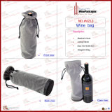 Gutes Quality Velvet Wine Pouch (6213R5)