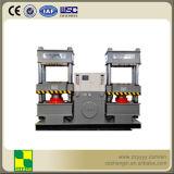 Máquina de vulcanización de la placa de goma de la alta calidad de la fábrica de Chengdu Zhengxi para la prueba