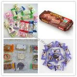 Machine automatique d'emballage de biscuits au chocolat au sucre