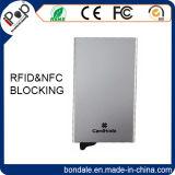 Aluminium RFID, das Karten-Hülsen-Schoner blockt