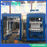 Máquina inteiramente automática do bloco do tijolo do Paver de Qt4-15c