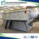 Unidad aceitosa del tratamiento de aguas residuales DAF
