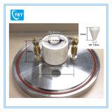 Máquina de pintar de evaporación termal del Hola-Vacío de temperatura controlada de la precisión