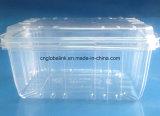 Venta al por mayor bandeja de plástico transparente de plástico para mascotas de embalaje