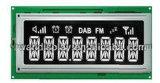 Kundenspezifischer LCD Bildschirm Tn-LCD für elektrische Uhr