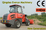 Mini Shovel Loader Er10 com CE Certificate