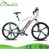 26 Fahrrad des Zoll-elektrisches Gebirgsfahrrad-350W E mit versteckter Batterie