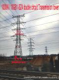 Doppia torretta della trasmissione del circuito di Megatro 1000kv 10GB1-Sz4