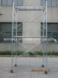 構築のための安全なSGSの公認の梯子フレームの足場