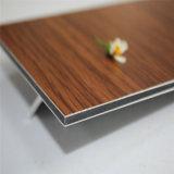 [بويلدينغ كنستروكأيشن] جدار زخرفة خشب لون