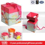 Caja de empaquetado del perfume de papel de lujo de la alta calidad