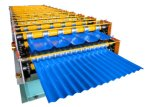 Dx828/850 Of corrugated of Steel and Glazed Of tile Of double Of layer Of roll Of forming Of machine
