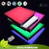 Iluminación RGB impermeable al aire libre Paisaje vidrio templado LED