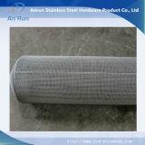 Acoplamiento de alambre prensado hecho para el propósito de filtración