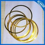 Gaxeta lisa de bronze de cobre da arruela do anel-O