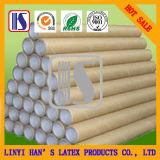 Pegamento impermeable a base de agua del pegamento de gran viscosidad de Han para el tubo de papel/el pegamento de papel de la base