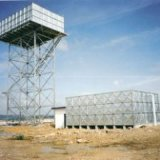 Water de acero Tanks para Resident Water Storage y Supply