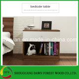 Conjuntos de dormitorio de los muebles del hogar de la tarjeta de partícula de la melamina