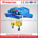 Élévateur de déplacement d'énergie électrique de câble métallique de Weihua 3t 5t