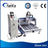Mini muestra publicitaria de escritorio de Ck3030 1.5kw que hace el ranurador del CNC