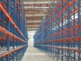 Sistema seletivo da cremalheira da pálete do armazenamento do armazém
