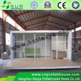 가벼운 강철 조립식으로 만들어지는 모듈 자동차 또는 조립식 가옥 또는 콘테이너 집