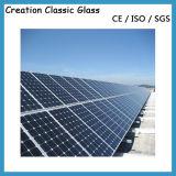 el panel de 3.2/4.0m m/vidrio de cristal solares del edificio