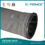 Filtro dell'aria dell'asfalto del sacchetto filtro di Aramid