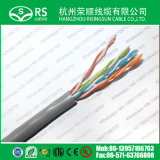 Cable de LAN verificado Cmx/Cm/Cmg/Cmr de la red de Cat5e UTP