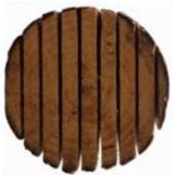 多重刃の木製の円の裂け目は機械Shym350を見た