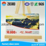 Heißer Verkauf Belüftung-Plastikbelohnungs-Karten-Geschenk-Karte