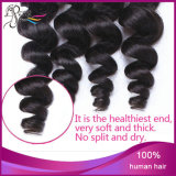 Het Menselijke Onverwerkte Losse Golvende Haar van 100%