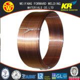 Провод погруженный в воду H08A дуговой сварки продукта заварки EL12 с ABS, CCS, Nk, Kr, Lr, Dnv, ISO