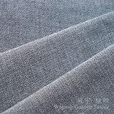 Polyester de velours côtelé et tissu décoratifs de nylon pour le sofa