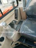 공장 판매 대리점 중국 판매를 위한 빨간 소형 굴착기 기계 5.5t